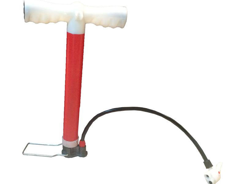 Mini Workshop Pump Red