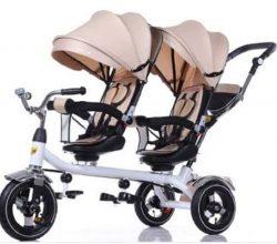 Pram Tricycles (1.5-3 years)