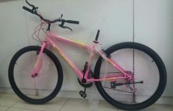 27'' Mountain Bicycles