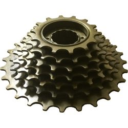 7 Speed Cluster