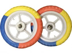 "12"" Front Plastic Wheel"